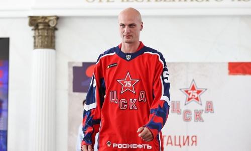 «Его называют шведским Харой». В России отметили особенности хоккеиста сборной Казахстана