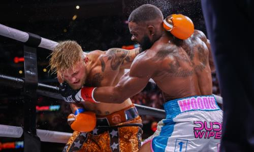 «Даже не думай меня копировать, чёртов сосунок!». Легенда UFC обрушился на Джейка Пола