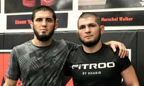 «Просто делай». Хабиб обратился к Махачеву перед его боем с экс-чемпионом UFC