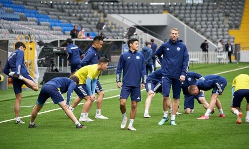 Футболист сборной Украины назвал плюс для команды Казахстана в матче отбора ЧМ-2022