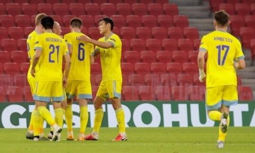 «При всем уважении». Откровенное мнение о сборной Казахстана выразили в Украине
