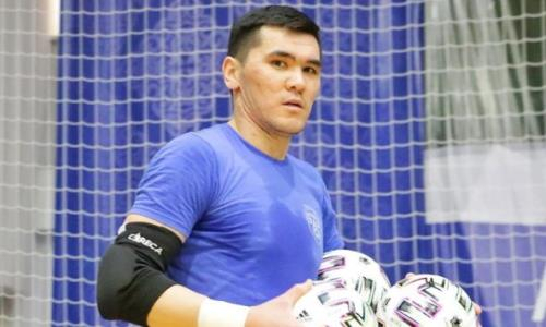 Казахстанский клуб расстался с вратарем сборной перед дебютом в Лиге Чемпионов