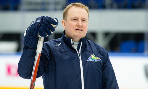 Главный тренер «Салавата Юлаева» раскрыл отрицательный момент перед матчем с «Барысом»