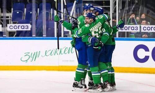 «Салават Юлаев» дал оценку своей обороне перед выездным матчем с «Барысом» на старте КХЛ