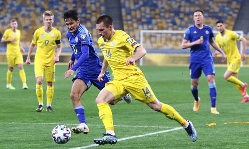 «Просто смяли казахов». В Украине разобрали обидную ничью в первом матче против Казахстана