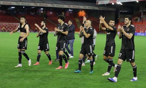 «Есть основания». В Азербайджане ждут выхода «Карабаха» из группы «Кайрата» в Лиге Конференций