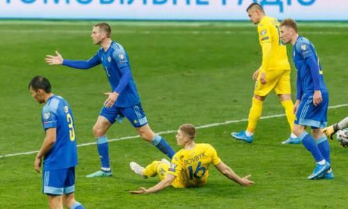 «Еще одна потеря очков в игре с аутсайдером недопустима». В Украине дали точный прогноз на матч с Казахстаном