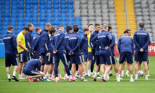 «Будем надеяться». Тренер сборной Казахстана высказался о составе и целях на матч с Украиной