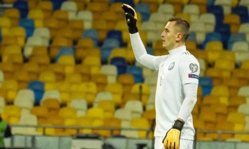 Сборная Казахстана провела сумасшедший матч и на 96-й минуте вырвала ничью у Украины