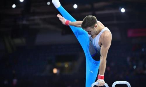 Казахстанцы выступят на этапе Кубка мира по спортивной гимнастике в Словении