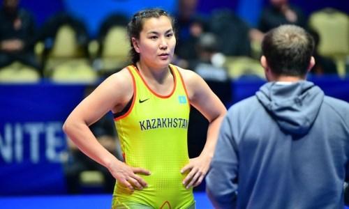 Сборная Казахстана по женской борьбе проведет УТС с Россией