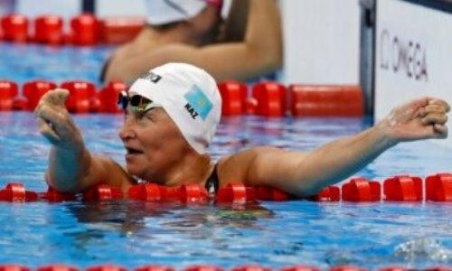 Паралимпийская чемпионка из Казахстана выступила в финальном заплыве Игр в Токио