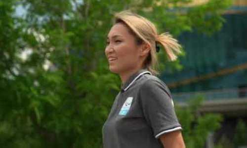 Казахстанская тхэквондистка завершила борьбу за медали на Паралимпиаде в Токио
