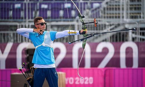 Назван состав сборной Казахстана на чемпионат мира по стрельбе из лука
