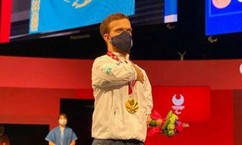 Сколько медалей завоевал Казахстан на Паралимпиаде в Токио