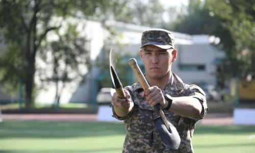 Кубок Казахстана по армейскому рукопашному бою прошел в Алматы