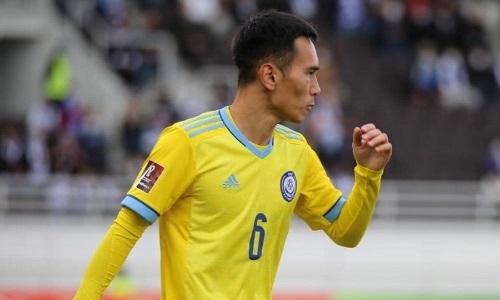 Три игрока дебютировали за сборную Казахстана