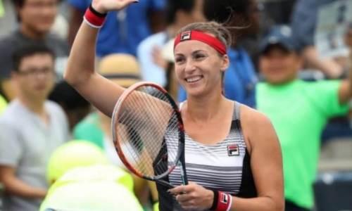 Казахстанская теннисистка сыграет за выход в полуфинал US Open