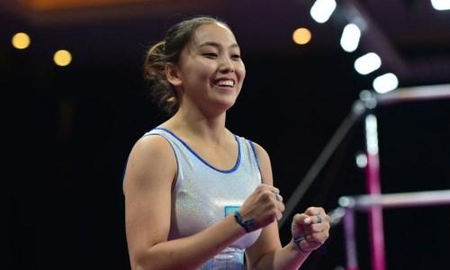Казахстанские гимнасты выступят в финале Кубка мира в Словении