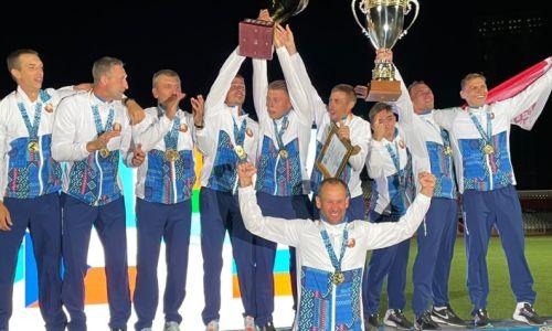 Чемпионат мира по пожарно-спасательному спорту завершился в Казахстане