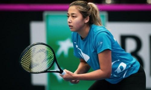Дияс проиграла в 1/16 финала US Open в парном разряде