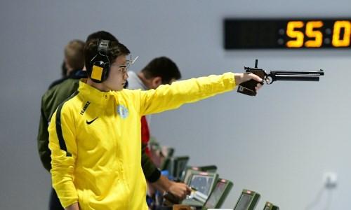 Стала известна программа чемпионата Азии по стрельбе из пневматического оружия в Шымкенте