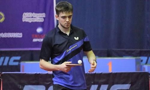 Стали известны результаты казахстанцев в европейских соревнованиях по настольному теннису