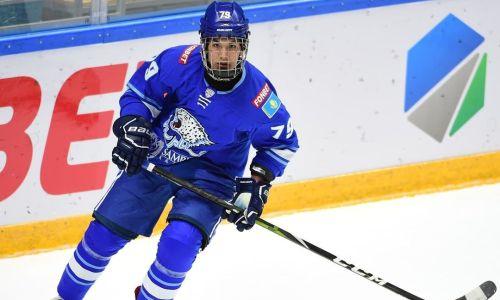 Финская фикция, локальный потолок и пенсия в 22. Самые юные игроки «Барыса» в КХЛ