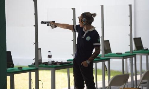 Казахстанские стрелки отметились золотыми медалями на Играх стран СНГ