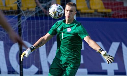 Казахстан достойно проиграл Дании в домашнем матче отбора молодежного ЕВРО-2023. Видео