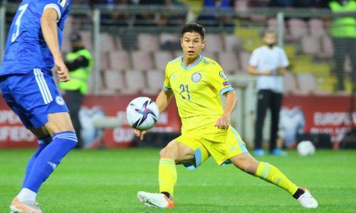 Сборная Казахстана на 95-й минуте фантастично вырвала ничью в матче против Боснии и Герцеговины. Видео