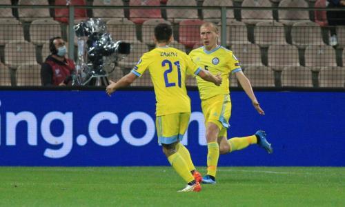УЕФА отреагировал на сенсационную ничью сборной Казахстана с Боснией и Герцеговиной