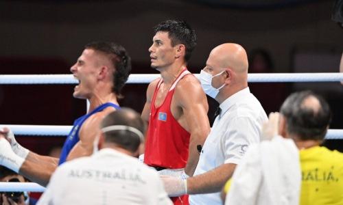 Казахстанский боксер упустил уникальную возможность на Олимпиаде в Токио