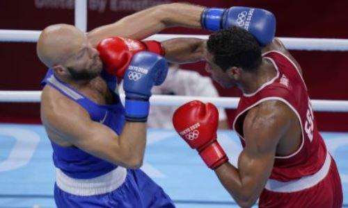 «Выглядел потрясенным». Нокаут казахстанца на Олимпиаде-2020 признали безупречным