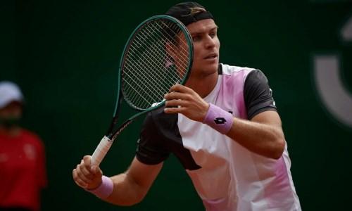 Казахстанец пробился в четвертьфинал турнира в Киеве
