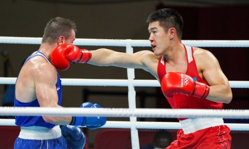 «Битва железных людей». Назван самый брутальный бой с участием казахстанца на Олимпиаде-2020