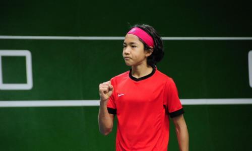 Юный казахстанский теннисист пробился в полуфинал турнира в Азербайджане
