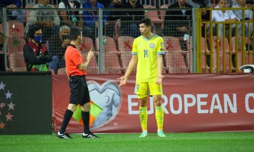 Зайнутдинов после гола за сборную Казахстана может сменить клуб. Названы варианты