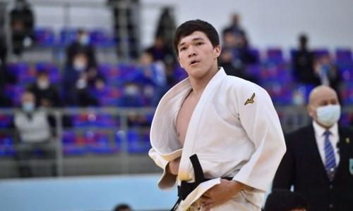 Казахстанские дзюдоисты завоевали шесть медалей на Играх СНГ
