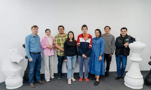 Сборная Казахстана вышла в плей-офф Всемирной шахматной онлайн-олимпиады