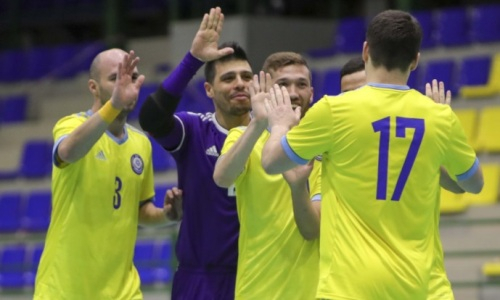 Прямая трансляция матча Казахстан — Коста-Рика на чемпионате мира-2021 по футзалу