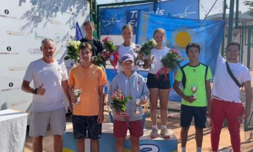 Казахстанские теннисисты успешно выступили на турнирах в Украине и Азербайджане