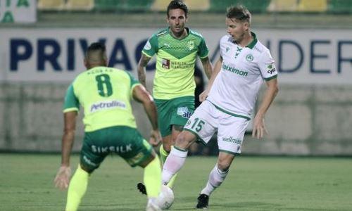 Первый соперник «Кайрата» в Лиге Конференций начал чемпионат с поражения