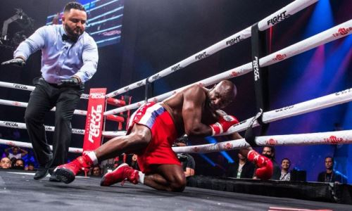 В боксе предложили принять новый закон после нокаута Эвандера Холифилда