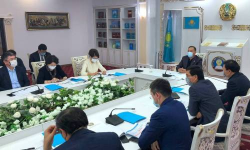 Названы самые неспортивные регионы Казахстана