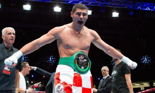 «Животное идёт». Бывший боксер «Astana Arlans» находится в шаге от боя за титул чемпиона мира