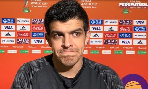 «Мы знали, что Казахстан самый сильный соперник в группе». Вратарь сборной Коста-Рики высказался после разгрома