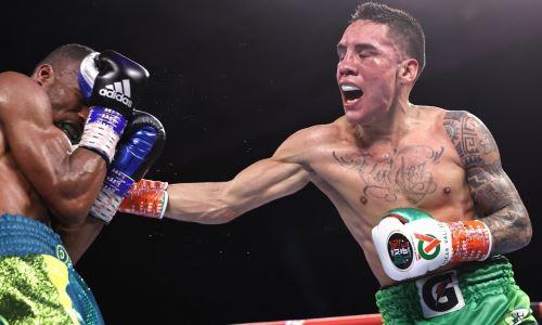 Судья извинился за свой аномальный счет в бою за титул чемпиона мира по версии WBC