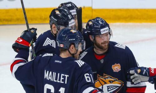 Одноклубник хоккеистов сборной Казахстана набрал пять очков за два матча в КХЛ