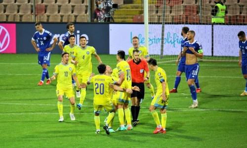 «Нам всем очень грустно». В Боснии сравнили сборную Казахстана с Францией